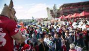 Celebran Navidad los Xolos con ni�os de Tijuana