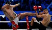 Ex jugador de NBA debuta como peleador de kickboxing