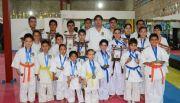 Deslumbran en el Estatal de Karate