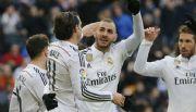 Golea Real Madrid y sigue de l�der