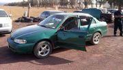 Recuperan auto abandonado el fin de semana