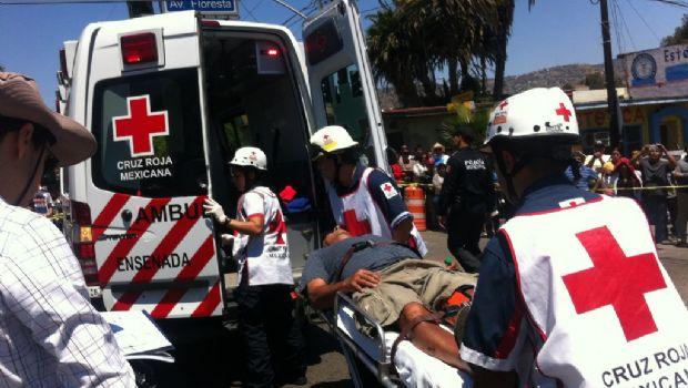 Ocho atropellados en la Baja 500