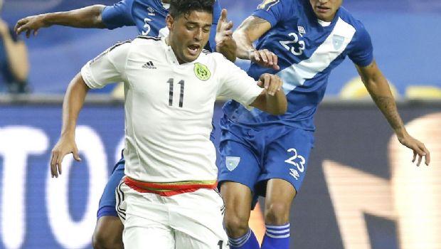 Peligra liderato de México en Copa Oro