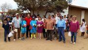 Entrega regidora apoyos a deportistas de la zona sur de Ensenada