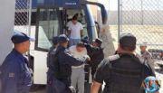 Trasladan a 59 reos a penal de El Hongo