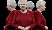 Reina multiplicada  a la cuarta potencia