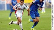 Debuta Hern�ndez con el Leverkusen