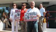 Admite juez Amparo para no pago de caseta de peaje