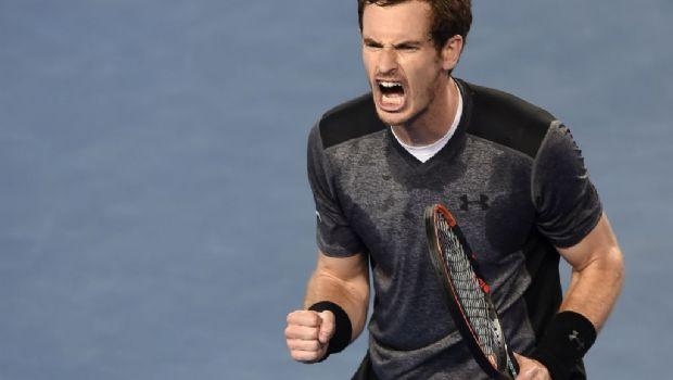 Murray avanza, Ivanovic eliminada en el Abierto de Australia