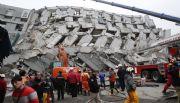 Deja 11 muertos sismo en Taiw�n
