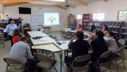 Maestros participan en taller de convivencia escolar