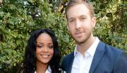 Harris cont� c�mo le mostr�  a Rihanna su nueva canci�n