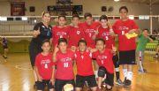 Son los Guerreros reyes del voleibol
