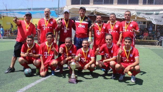 Celebra El Vigía campeonato