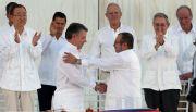 Firma Colombia la paz