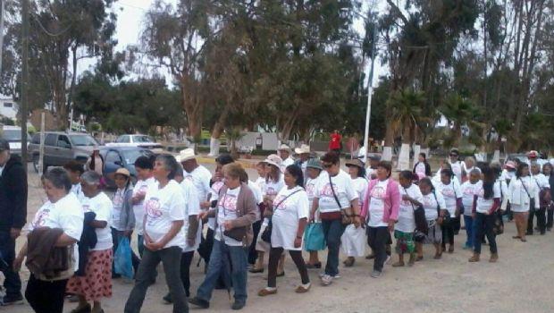 Realizan XV carrera atlética Corre Abuelo Corre en la delegación de Vicente Guerrero