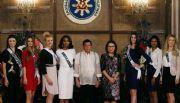 Presidente de Filipinas  respeta Miss Universo