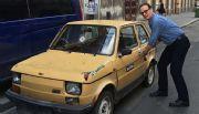 A Tom Hanks le regalarán un  Fiat 126 de la época comunista