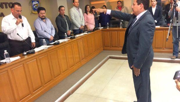 Aprueba Cabildo a nuevo jefe policiaco