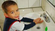 Lave sus manos y proteja su salud
