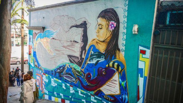 Invitan a participar a mayores de 15 en murales culturales