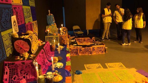 Dedican altares a pintura y ciencia