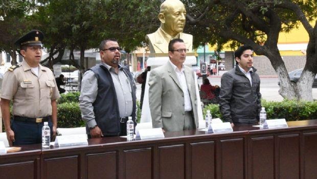 Conmemora Ayuntamiento el natalicio 144 de Francisco I. Madero