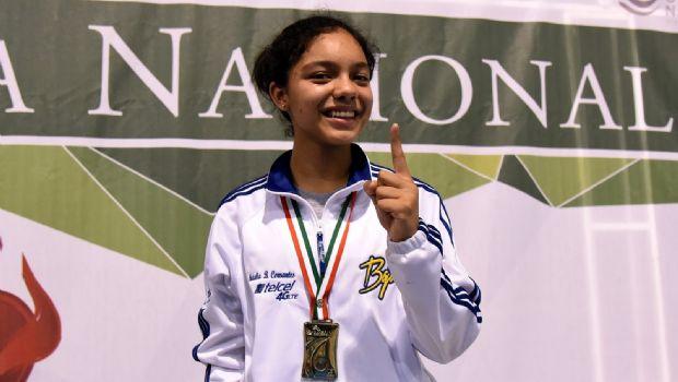 Resultado de imagen para La esgrimista bajacaliforniana Natalia Botello,PREMIO NACIONAL DEL DEPORTE