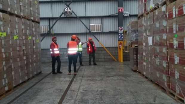 Protección Civil continúa inspeccionado empresas de la zona sur de Ensenada