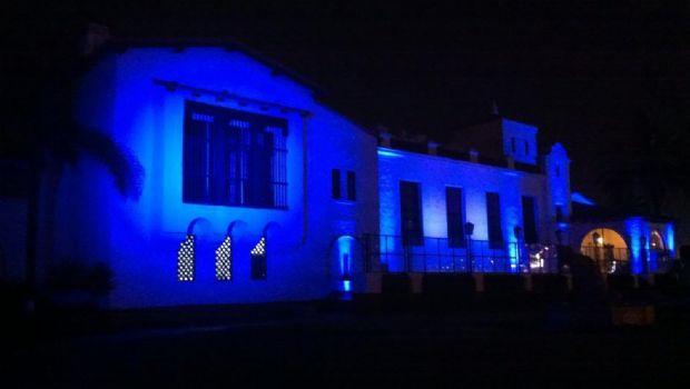 """""""Pintarán"""" de azul el DIF Municipal"""