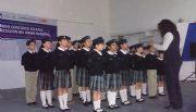 Realizan concurso estatal de interpretación del himno