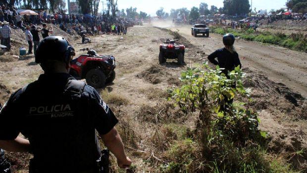 Muere atropellada  en ruta Baja 1000