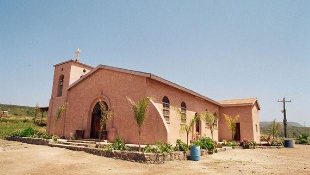 Misiones de las Californias XXXV: San Miguel Arcángel de la Frontera