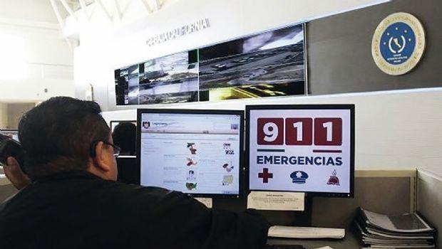 Redimensionarán  emergencias al 911