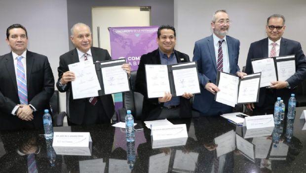 Congreso de BC, primero del país en firmar convenio 'Comisiones Abiertas' con INAI