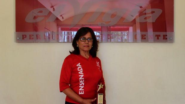 Es Ligia, orgullo de Ensenada