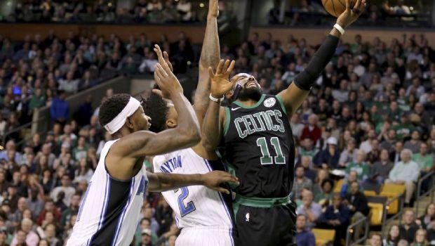Irving y Horford comandan a Celtics en Indiana