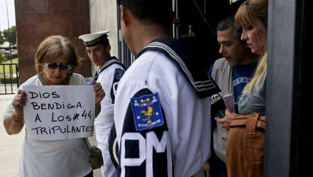 Abandona Argentina rescate de tripulantes