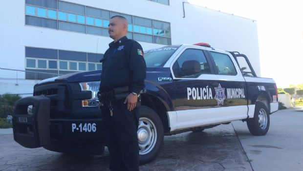 Pocos policías y sin patrullas
