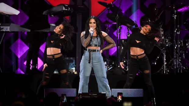 Demi Lovato se unirá  a Bruno Mars en Lisboa