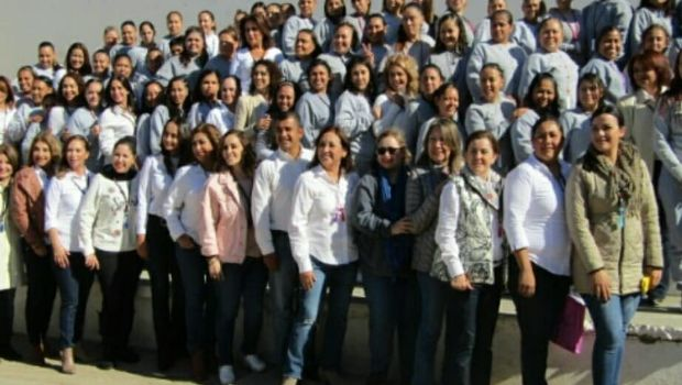 Celebran SSPE y DIF Municipal posada navideña con internas del Cereso