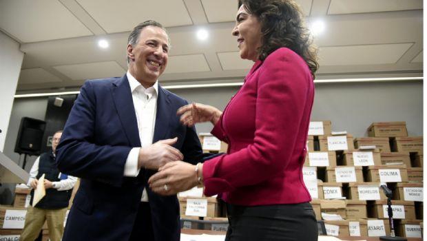 Anuncia Ortega apoyo a Meade