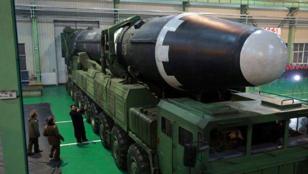 Alcanzaría a EU misil norcoreano