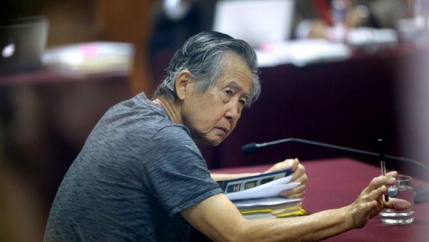 Buscan indultar a Alberto Fujimori