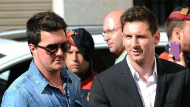 Piden detener a hermano de Messi