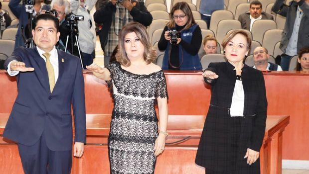 Ratifica el Congreso a Ortiz como magistrado del TSJE