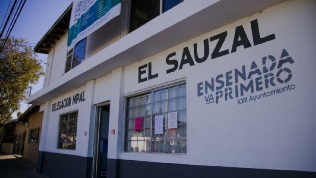 Cumple delegación El Sauzal compromisos con la población