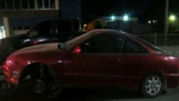 Recupera PEP dos vehículos con reporte de robo en Ensenada