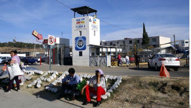 Se pasan la infancia en cárcel de Puebla