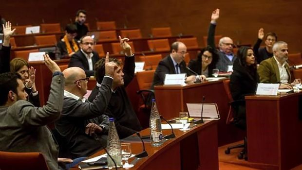 Recurre Parlamento catalán aplicación del artículo 155